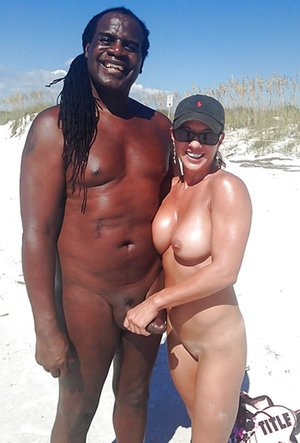 Boobs on the beach big Big Tits